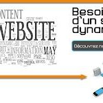 Création de sites Internet administrables